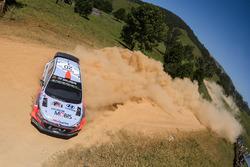 Дані Сордо, Марк Марті, Hyundai New i20 WRC, Hyundai Motorsport