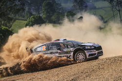 Ott Tanak, Raigo Molder, M-Sport, Ford Fiesta WRC