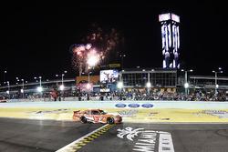 Xfinity-Champion 2016: Daniel Suarez, Joe Gibbs Racing, Toyota