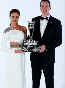 Truck-Owners-Champions: Samantha und Kyle Busch, Kyle Busch Motorsports