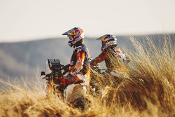 Презентация команды KTM