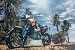 Red Bull KTM Factory Racing motosikleti