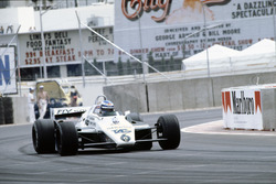 Кейо Росберг, Williams FW08 Ford