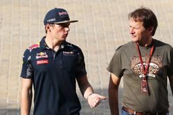 Max Verstappen, Red Bull Racing ve Michael Schmidt, Journalist