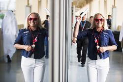 Svetlana Strelnikova - Team Principal, RUSSIAN TIME