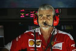 Глава команды Ferrari Маурицио Арривабене