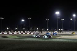 Tom Chilton, Sébastien Loeb Racing, Citroën C-Elysée WTCC and Rob Huff, Honda Racing Team JAS, Honda Civic WTCC