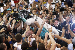 Formel-1-Weltmeister 2016: Nico Rosberg, Mercedes AMG F1
