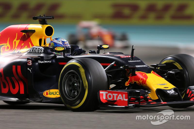 5 місце - Даніель Ріккардо, Red Bull Racing. Умовний бал - 23,472
