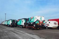 Transporte de equipos a Buenos Aires