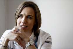 Claire Williams, Team Principal adjointe Williams