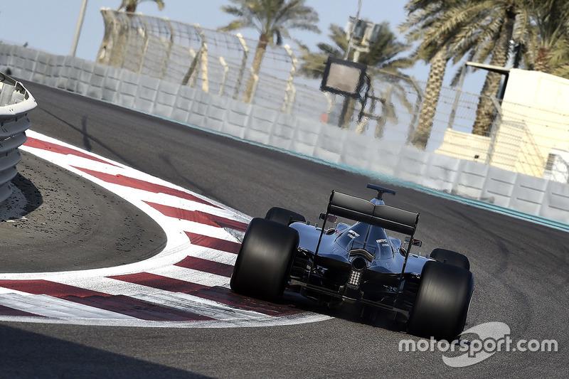 Паскаль Верляйн, Mercedes AMG F1 W06 Hybrid