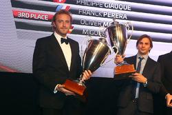 2016 Endurance Cup Pro-AM Cup Pilotlar şampiyonu Alessandro Bonacini, Andrea Rizzoli