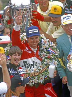 Sieger Rick Mears, Team Penske PC20 Chevrolet