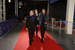 Jean Todt y esposa Michelle Yeoh