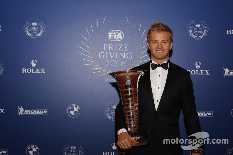 Formel 1: Nico Rosberg, Mercedes AMG F1