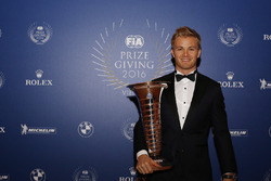 Formula 1 World Champion Nico Rosberg