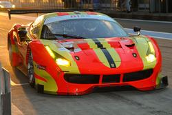 #37 Team BBT, Ferrari 488 GT3: Anthony Liu, Davide Rizzo, Alessandro Pier Guidi