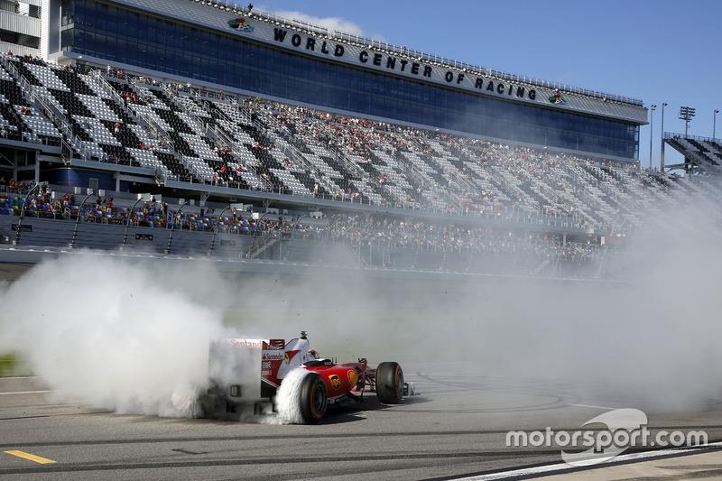 Sebastian Vettel, Ferrari F60