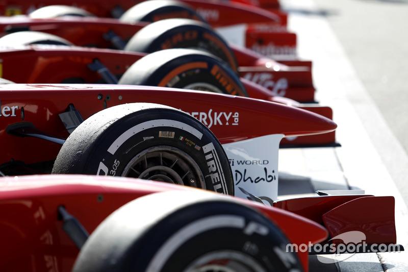 Coches F1