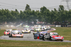Matias Rossi, Donto Racing Chevrolet, Jose Savino, Savino Sport Ford, Facundo Ardusso, JP Racing Dodge, Juan Marcos Angelini, UR Racing Dodge