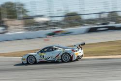 Joel Weinberger, Continental Autosport
