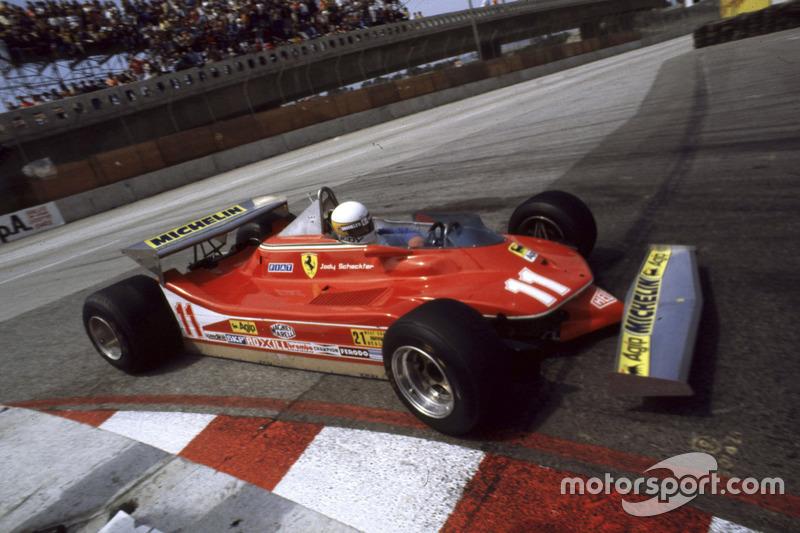 1979: Ferrari 312T4 (шесть побед, титул в КК)