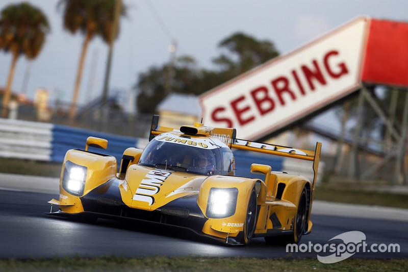 Hoe heet het team dat volgend jaar met Frits van Eerd, Jan Lammers en Rubens Barrichello mee zal doen aan de 24 Uur van Le Mans?