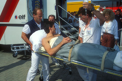 Mick Doohan, Honda after his crash