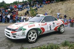 Дидье Ориоль и Бернар Очелли, Toyota Celica Turbo 4WD