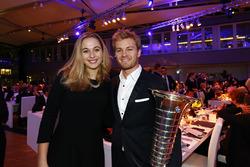 Nico Rosberg, Sophia Flörsch