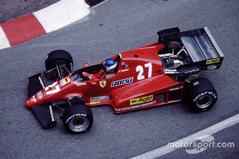 1983: Ferrari 126C2B (две победы, титул в КК)