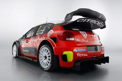 Präsentation: Citroën C3 WRC Plus 2017