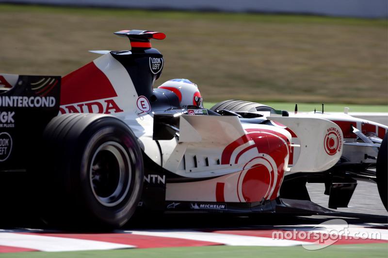 Rubens Barrichello, BAR