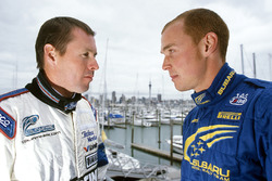 Colin McRae et Richard Burns