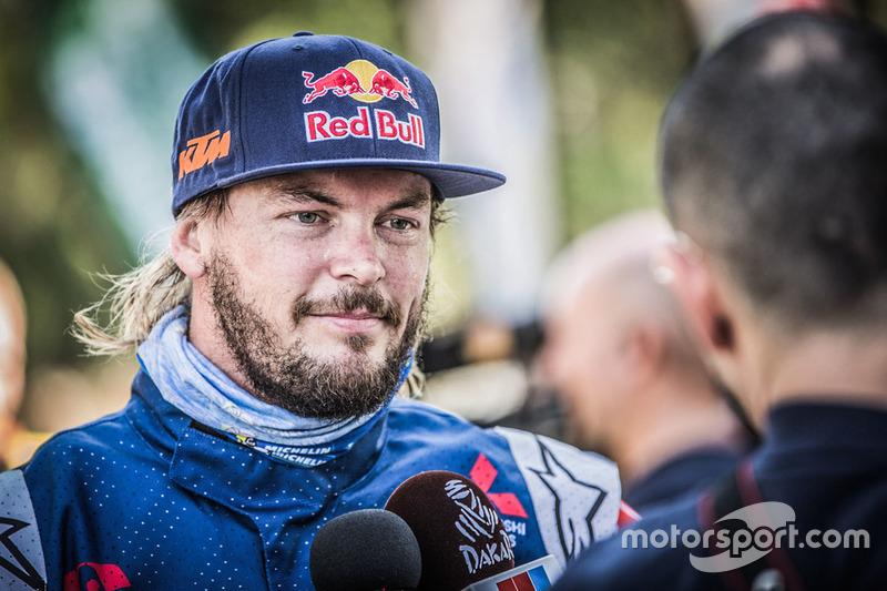 #1 Red Bull KTM Factory Racing: Тобі Прайс
