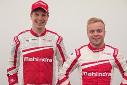Olli Pahkala; Felix Rosenqvist, Mahindra Racing