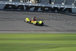#8 Starworks Motorsport Oreca FLM09: Ben Keating, John Falb