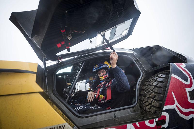 #307 Peugeot Sport: Сіріль Депре, Давід Кастера