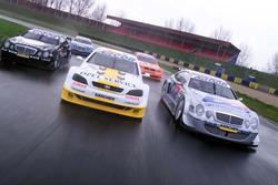 Mercedes AMG CLK DTM, HWA AG en Opel Astra DTM