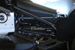 Detalle de motor de Cadillac