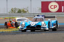 #25 Algarve Pro Racing Ligier JSP2 Nissan: Andrea Roda, Matt McMurry, Andrea Pizzitola