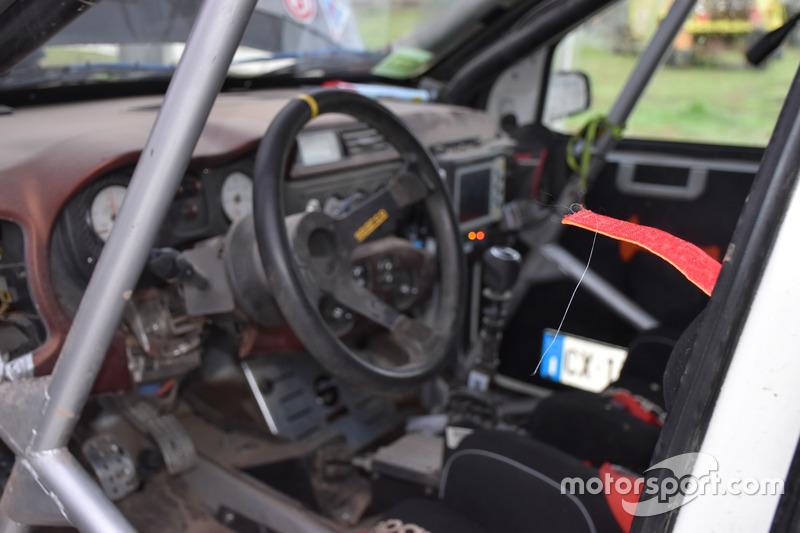 Detalle del coche