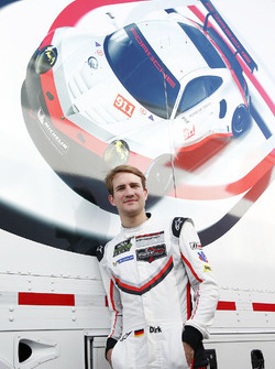 Dirk Werner, Porsche Team North America