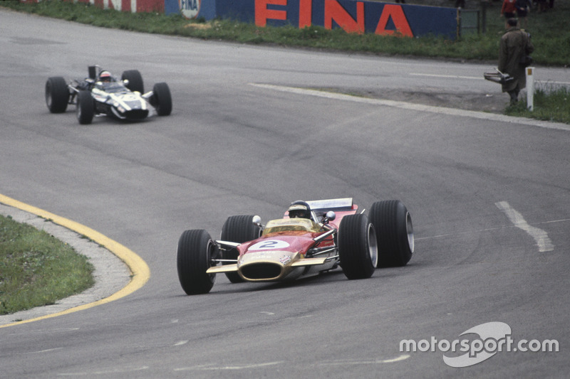1968: Lotus 49B Ford