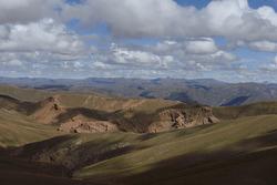 Paisaje de Bolivia