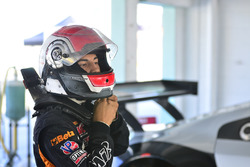 Ernie Francis Jr. of ANSA Motorsports
