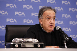 Sergio Marchionne, CEO, Fiat Chrysler Automobiles
