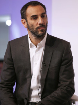 Cyril Abiteboul, managing director Renault Sport F1 Team