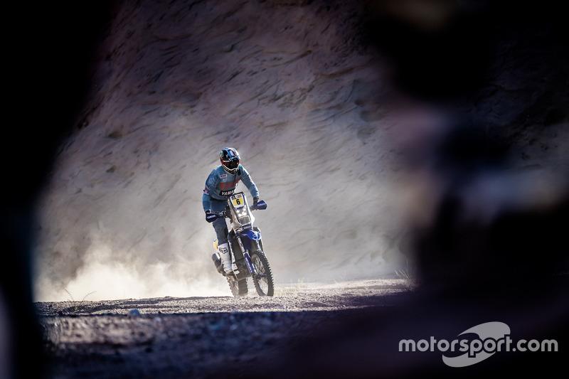 Адриен ван Беверен, Yamaha Official Rally Team